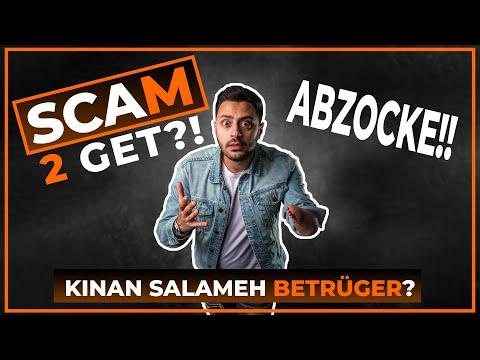 Was ist Scan2Get? Ist Kinan Salameh ein BETRÜGER?